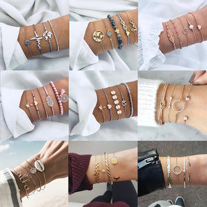 Adjustable Bracelet Sets