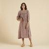 Organic Cotton Flor Muu Muu - Cacolac Check Small