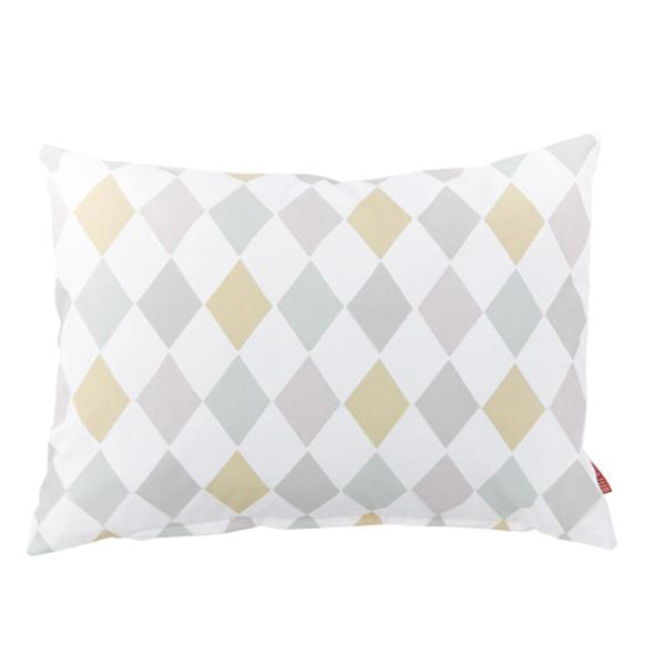 Harlequin Dawn Boudoir Pillow