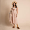Cassia Dress - Quartz