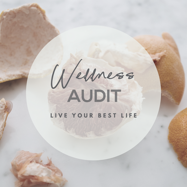 Lifestyle & Wellness Audit