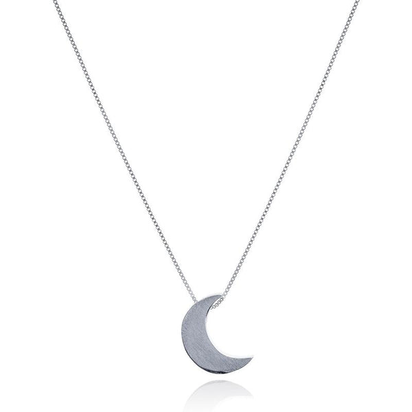 Libby May Moon Necklace | Heidi & Co. | 3 Labels 1 Mission