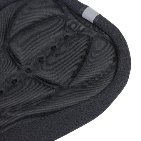 3D Saddle Cover - Silicone Gel Tech - Max. Comfort