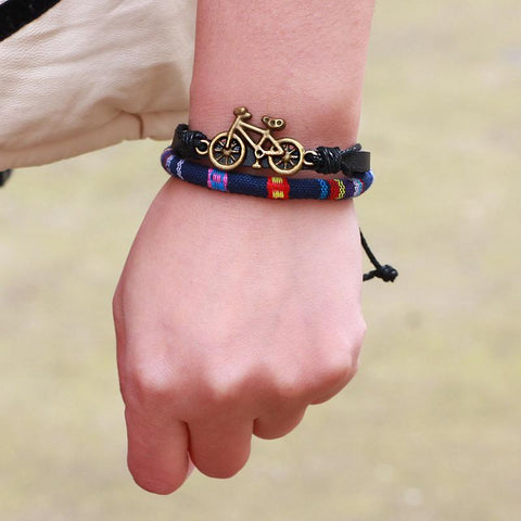 Image of Biker Bracelet - FREE - While Supply Lasts