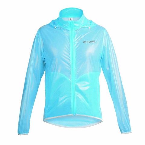 Rain Coat - Water & Windproof - Lightweight