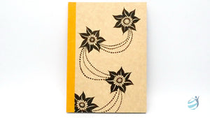 Henna Tattoo Inspired Notebook: CHN007