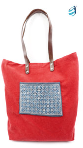 Hmong Embroidered Handbag: CTB001