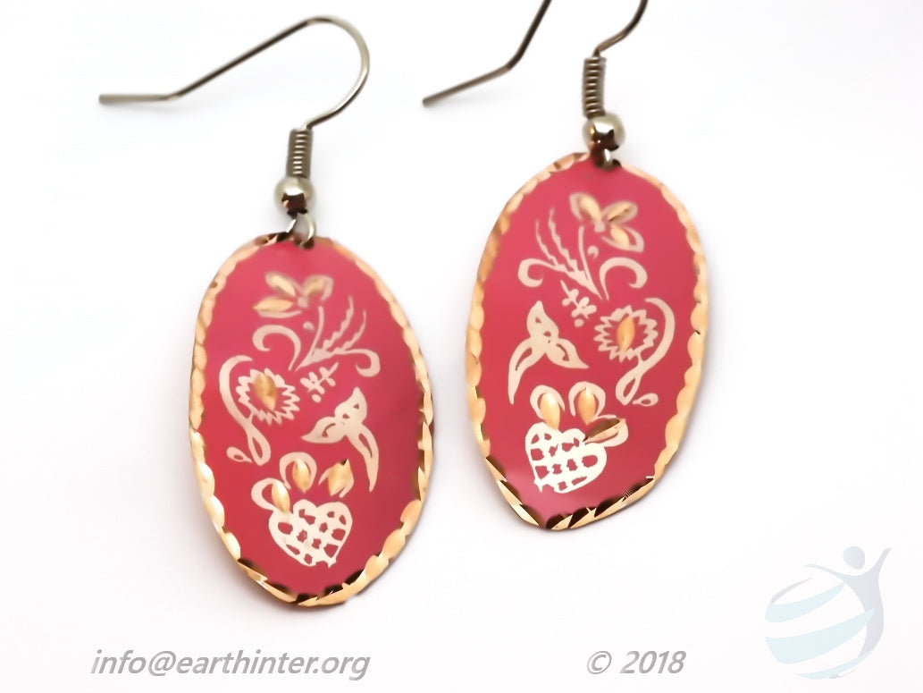 Earrings: TERF0117