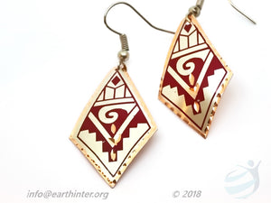 Earrings: TERF0157