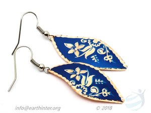 Earrings: TERF0029