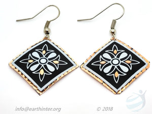 Earrings: TERF0060