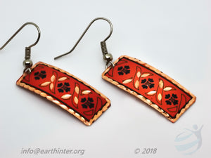 Earrings: TERF0006