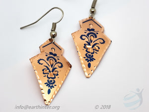 Earrings: TERF0089