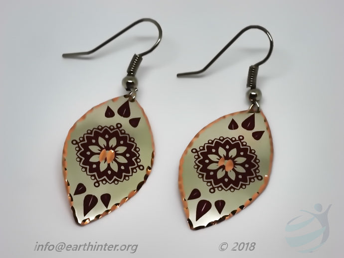 Earrings: TERF0001