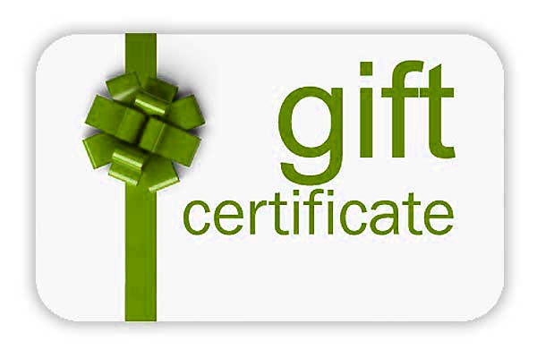 Beauty Tree Gift Certificate $20 - Emailed Store Credit