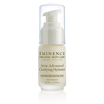 Acne Advanced Clarifying Hydrator Organic Moisturizer