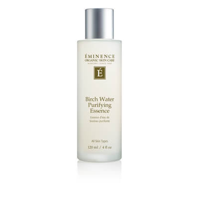 Birch Water Purifying Essence Organic Face Toner