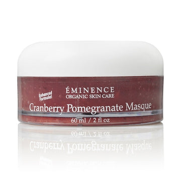 Cranberry Pomegranate Masque Organic Mask