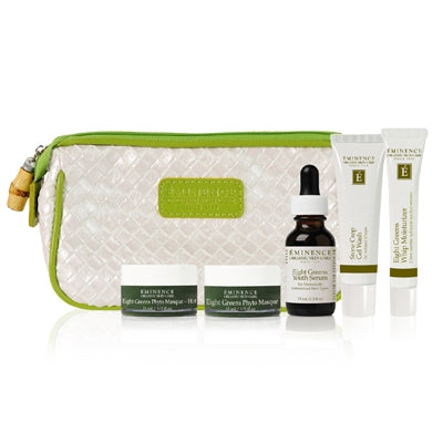 Eminence Canada Organic Eight Greens Starter Set