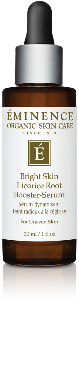 Eminence Canada Bright Skin Licorice Root Booster Serum Organic Face Serum