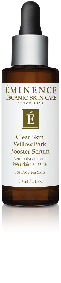 Eminence Canada Clear Skin Willow Bark Booster Serum Organic Face Serum
