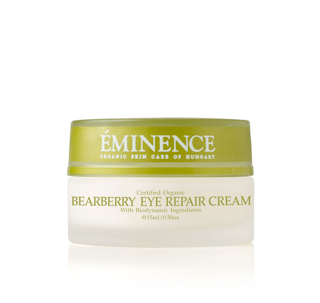 Eminence Canada Organic Bearberry Eye Repair Cream Organic Eye Cream