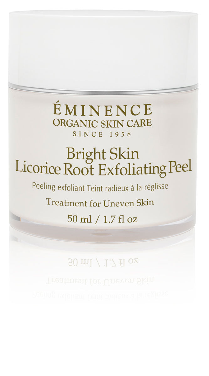 Eminence Canada Organic Bright Skin Licorice Root Exfoliating Peel