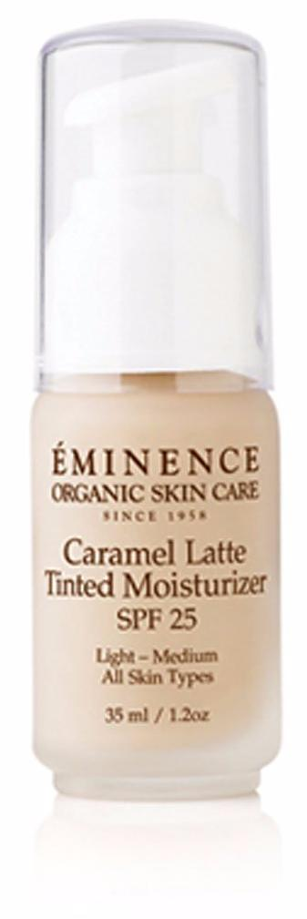 Eminence Canada Caramel Latte Tinted Moisturizer Spf 25 Light To Medium