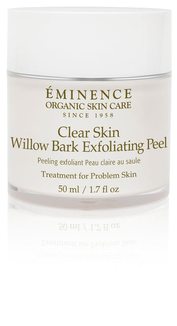 Eminence Canada Organic Clear Skin Willow Bark Exfoliating Peel