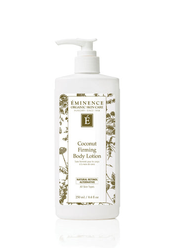 Eminence Canada Coconut Firming Body Lotion Organic Body Lotion