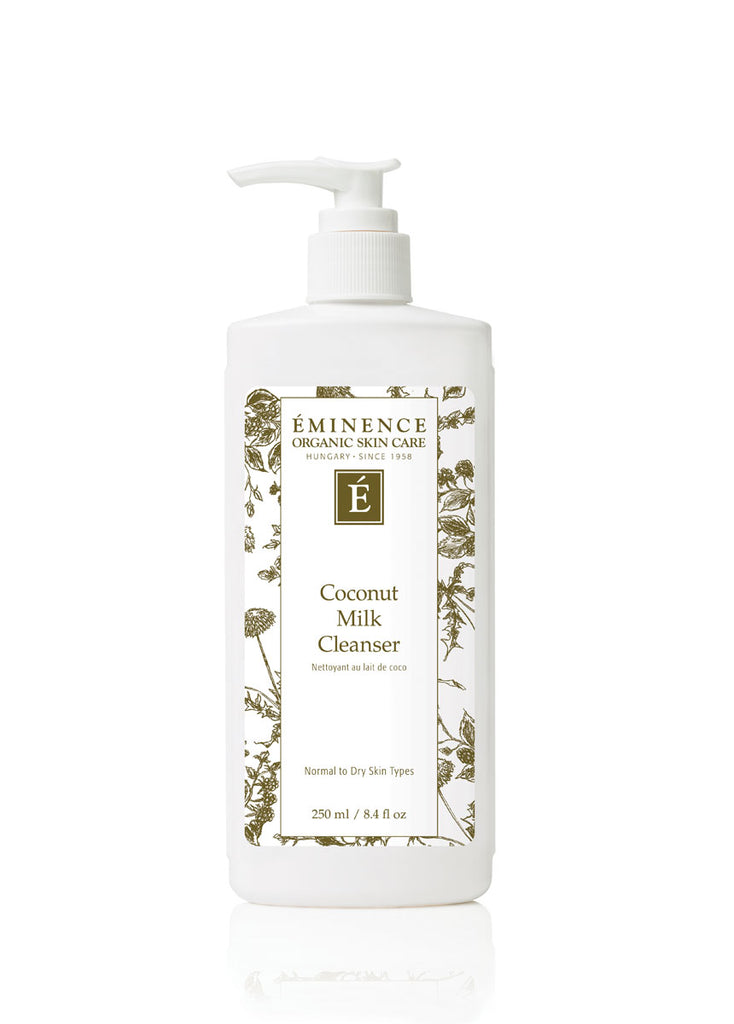 Eminence Canada Organic Coconut Milk Cleanser Organic Cleanser