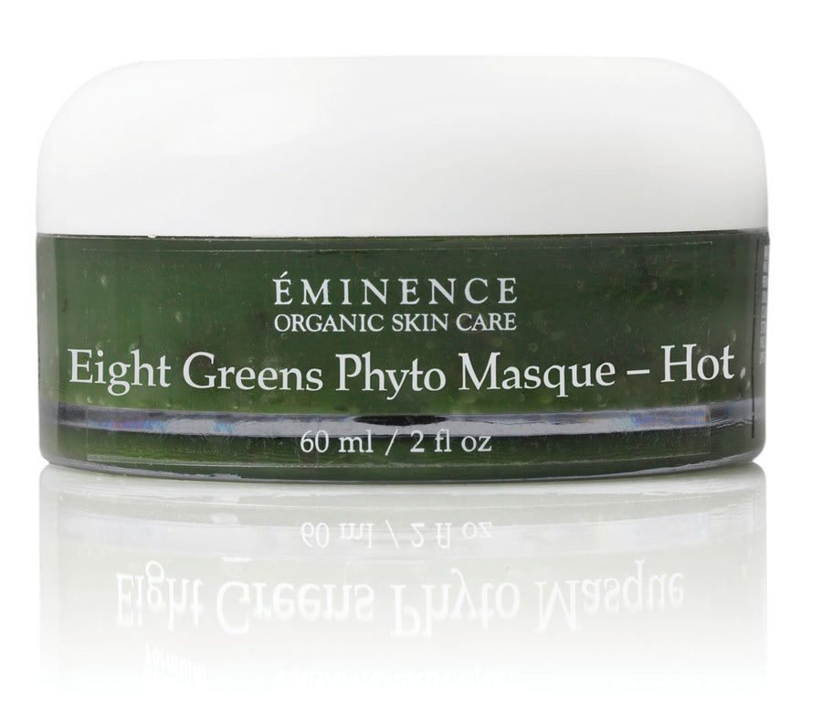 Eminence Canada Eight Greens Phyto Masque Hot Organic Mask