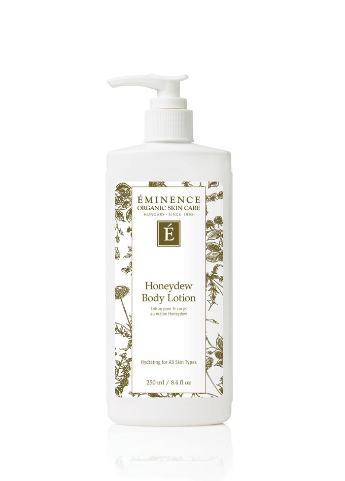 Eminence Canada Organic Honeydew Body Lotion Organic Body Lotion