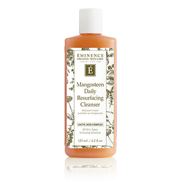 Eminence Canada Mangosteen Daily Resurfacing Cleanser Organic Cleanser