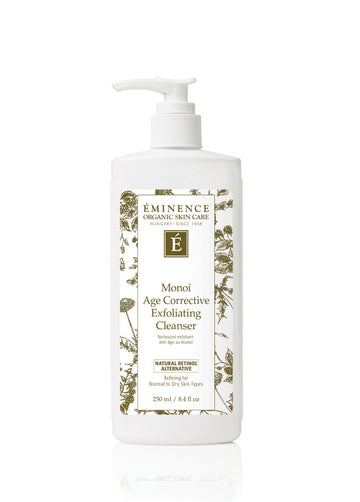 Eminence Canada Monoi Age Corrective Exfoliating Cleanser Organic Cleanser