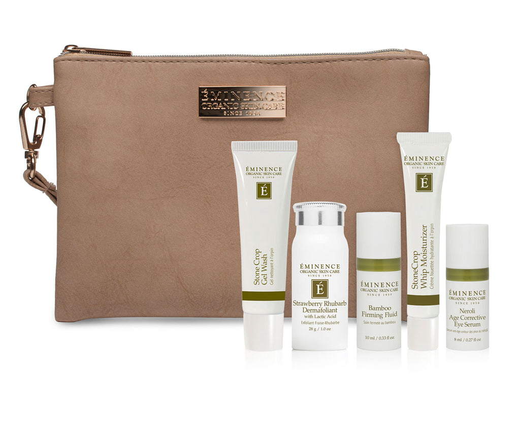 Eminence Canada Organic Must Have Minis Starter Set