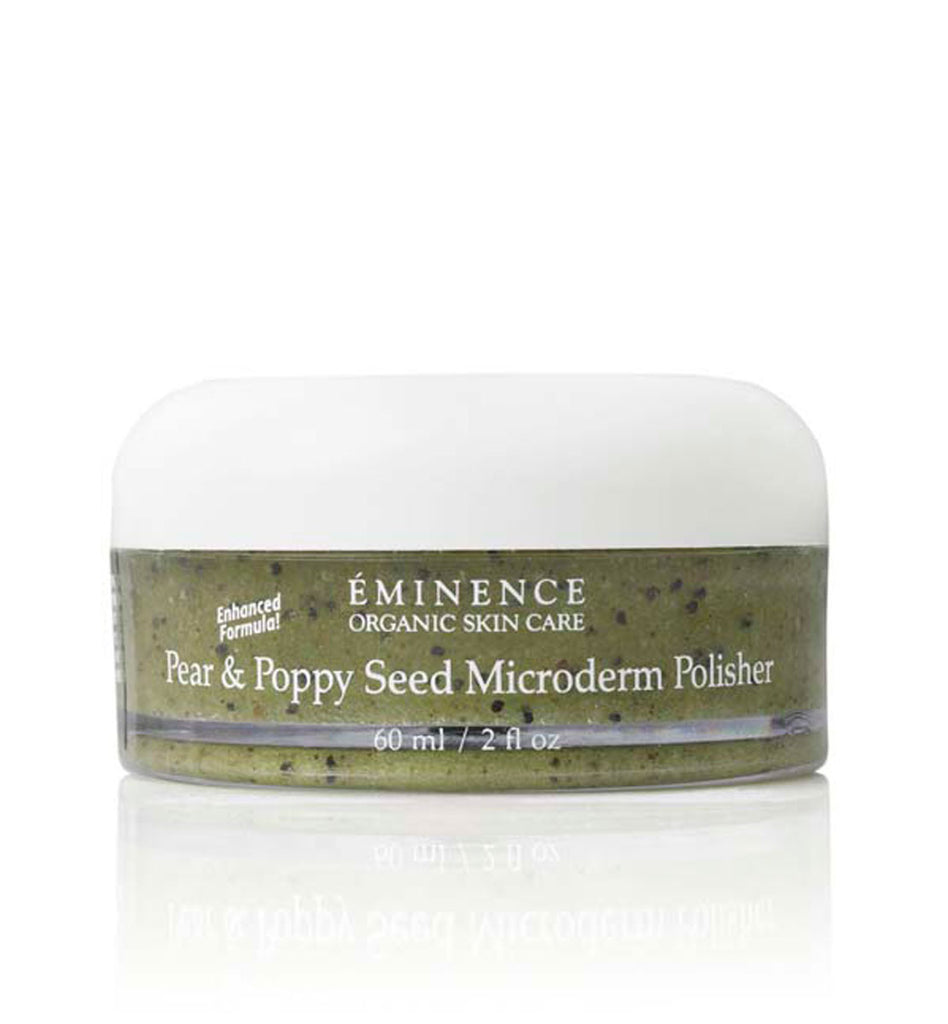Eminence Canada Pear & Poppy Seed Microderm Polisher Organic Mask