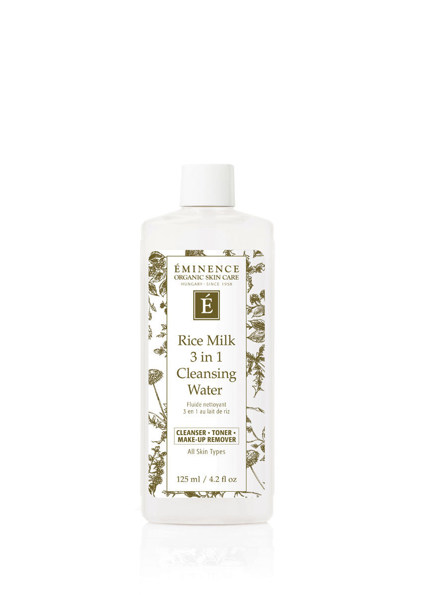 Eminence Canada Rice Milk 3 In 1 Cleansing Water Organic Cleanser