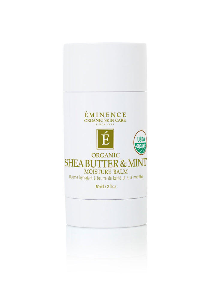 Eminence Organics Toronto Ontario - Shea Butter & Mint Moisture Balm USDA Products eminence Toronto Eminence Organics Toronto Ontario Ontario eminence canada