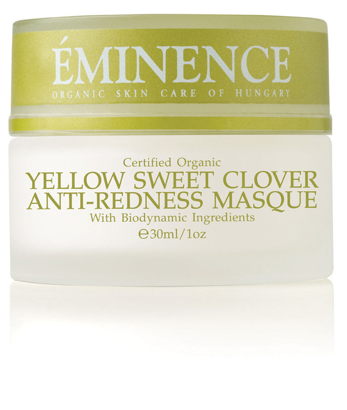 Eminence Canada Yellow Sweet Clover Anti Redness Masque Organic Mask