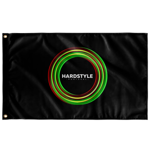 Hardstyle Portugal Flag