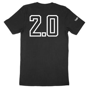 Two Point Zero Unisex T-Shirt