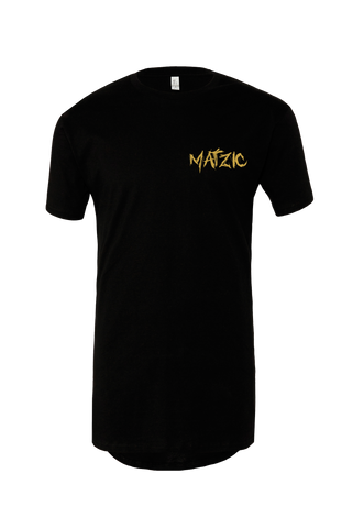 Matzic Long Fit Gold Shirt