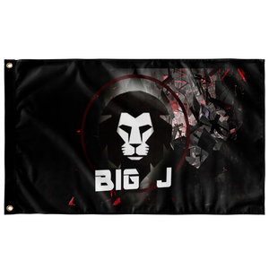 Big J Hard Beats Flag