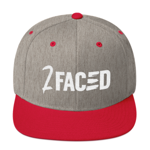 2Faced Snapback Cap