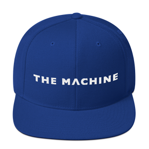 The Machine Snapback Hat