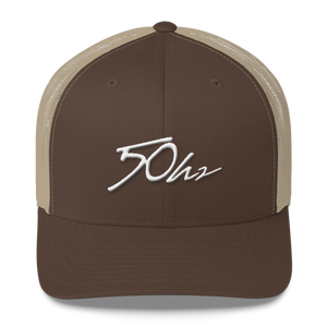 Official 50HZ Trucker Cap