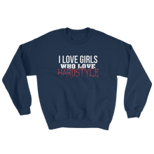 Love Hardstyle Girls Sweatshirt