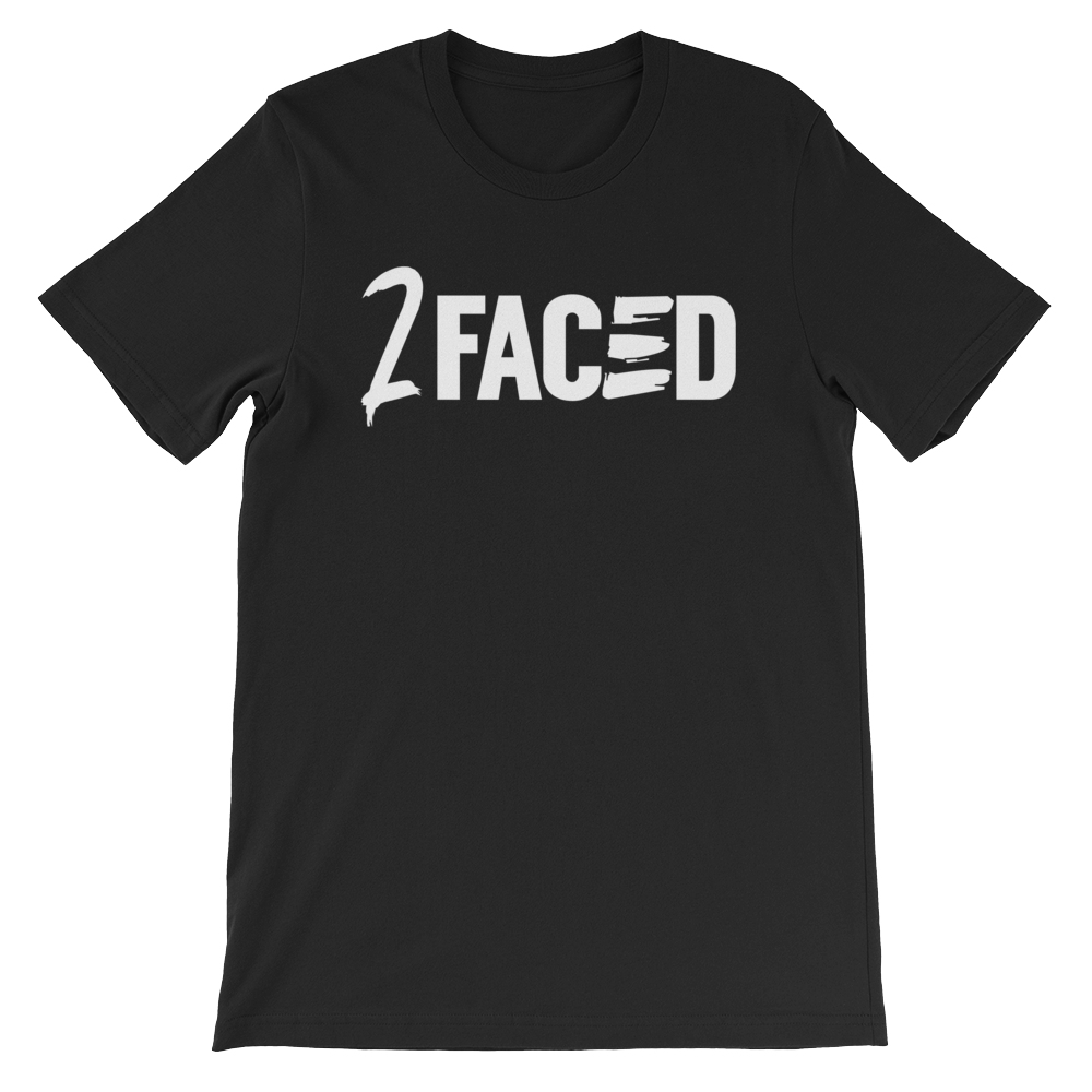 2Faced Unisex T-Shirt