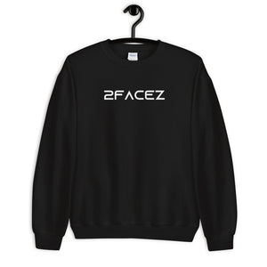 2Facez Unisex Sweatshirt